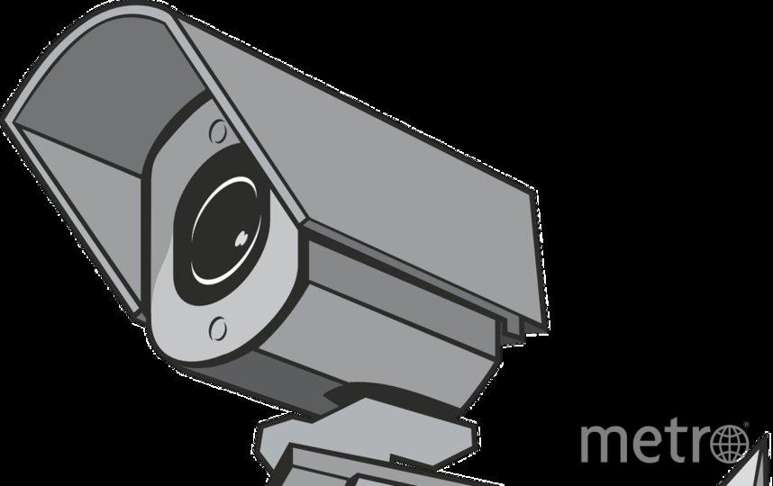 Преступления в Москве часто раскрывают с помощью систем видеонаблюдения. Фото pixabay