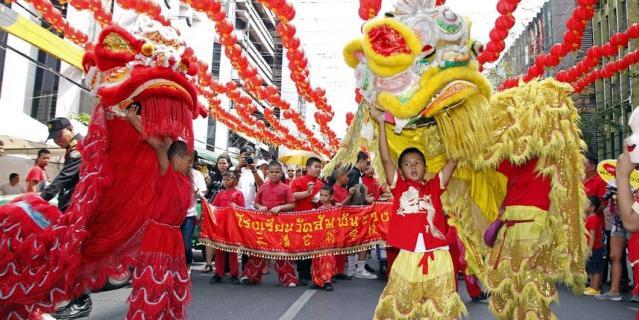 Китайский Новый Год 2020: какого числа и как отмечается праздник.