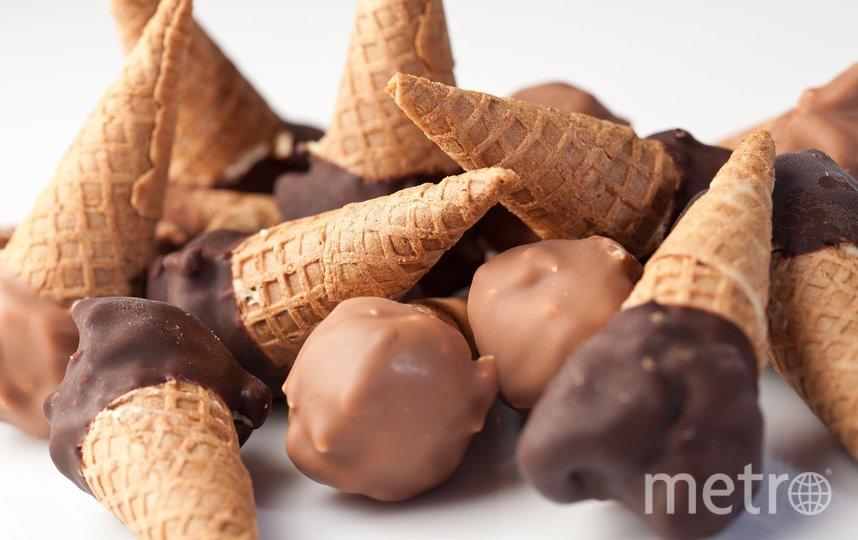 Мороженое из России поставляют в Африку. Фото pixabay
