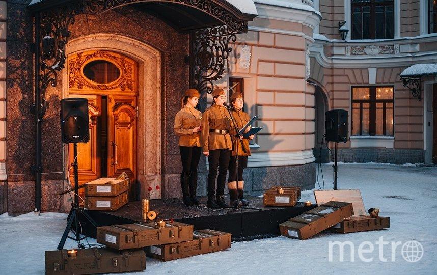Акция  памяти «900 дней и ночей». Фото Академической капеллы, Предоставлено организаторами