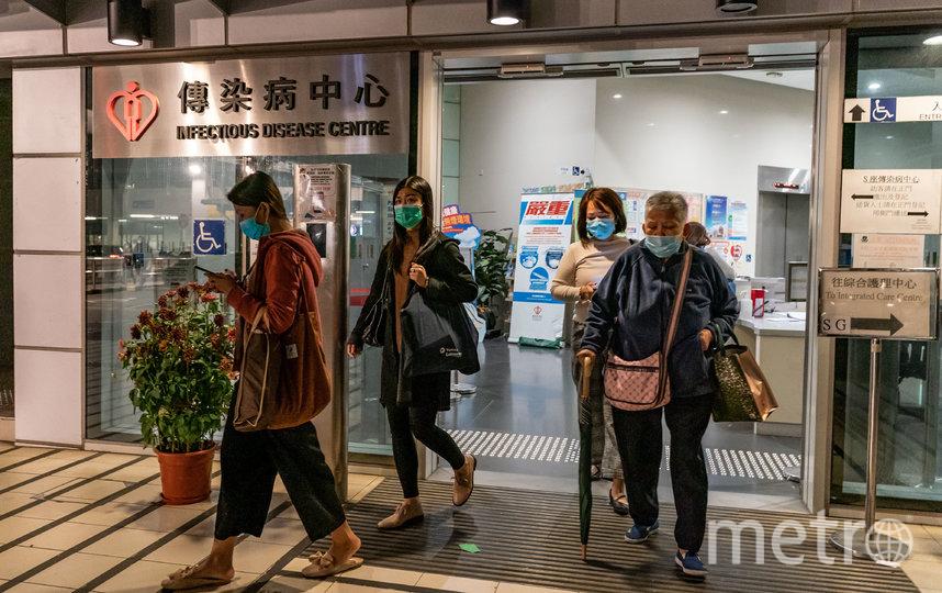 Санитарный контроль рейсов из Китая усилен. Фото Getty