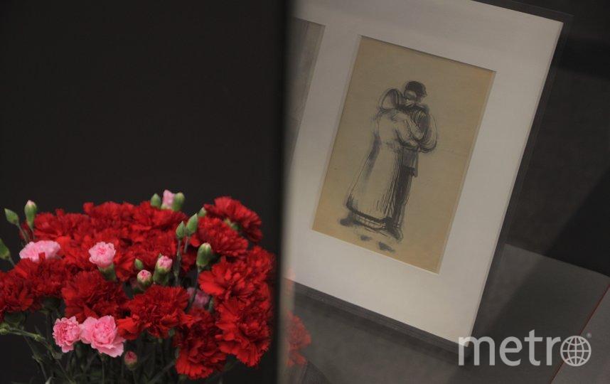 """Выставка """"Непокорённые: трагедия, героизм и сопротивление советских граждан в нацистских лагерях"""", открывшаяся в Музее Победы на Поклонной горе, приурочена к 75-летию освобождения Освенцима. Фото Ирина Карабач"""