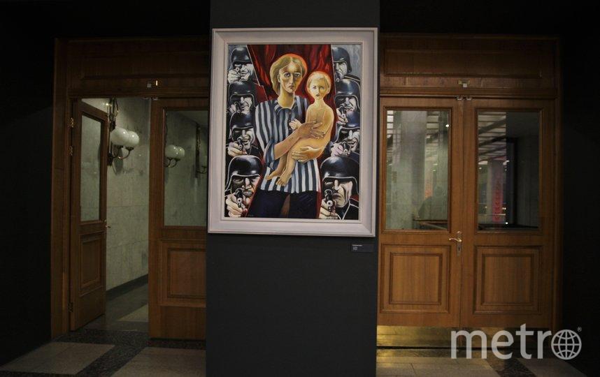 Всего на выставке около 300 экспонатов. Фото Ирина Карабач