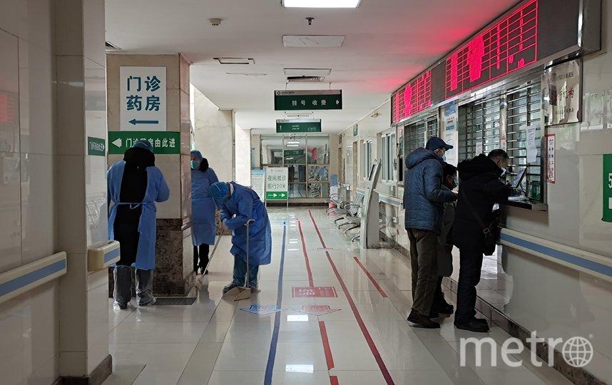 В Китае пневмонией заболели уже 1,3 тыс человек, число жертв коронавируса превысило 40. Фото Getty