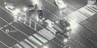 Момент смертельной аварии на Бутырской улице в Москве попал на видео