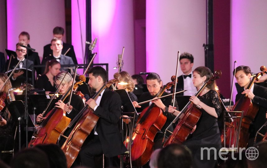 """Симфонический оркестр Ленобласти не смог улететь на гастроли в Китай из-за коронавируса. Фото предоставлено пресс-службой , """"Metro"""""""