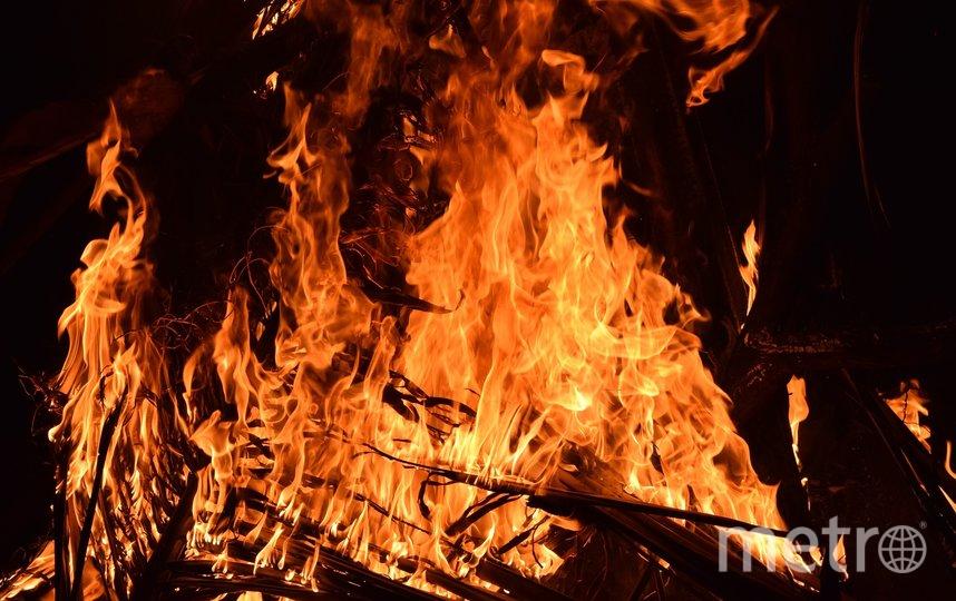 """В Петербурге потушили пожар на площади 600 кв.м. Фото pixabay.com, """"Metro"""""""