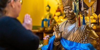 В год Мыши обновление придет к каждому: буддисты Петербурга рассказали о символе 2020 года