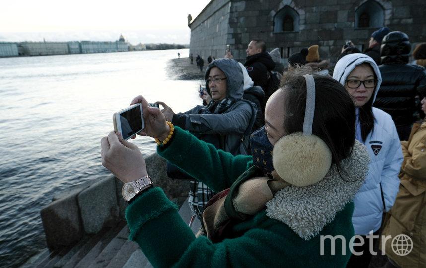 """Погода в Петербурге кардинально меняется в течение дня. Фото Святослав Акимов, """"Metro"""""""