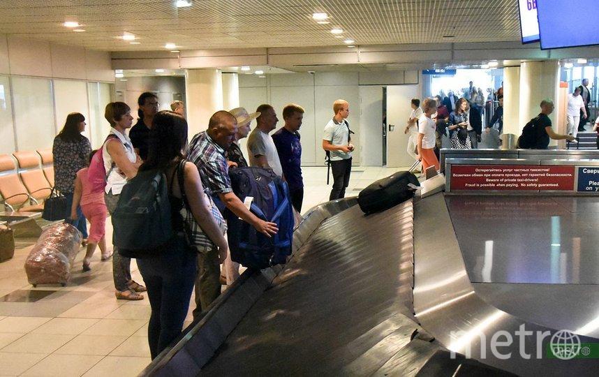 Мужчина бросил двух своих детей в аэропорту Шереметьево и оставил записку. Фото Василий Кузьмичёнок