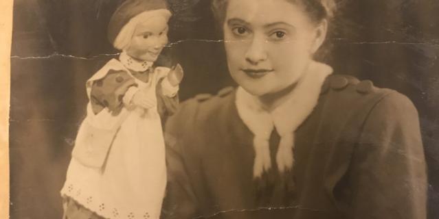 Валентина Мельник.