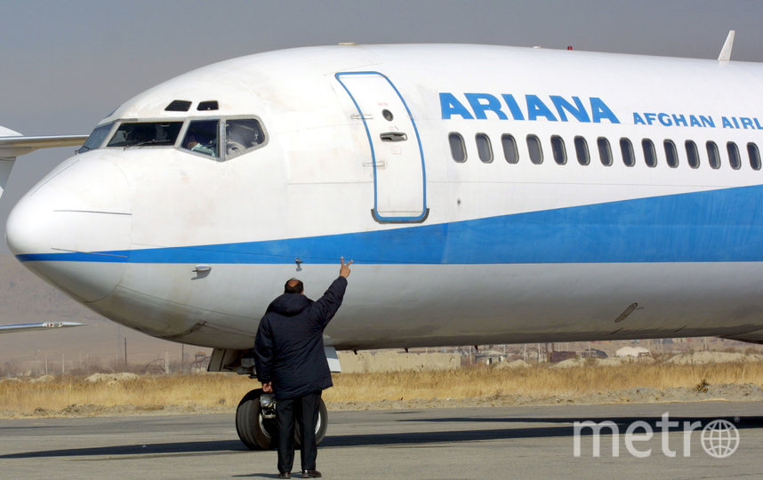 В Афганистане разбился пассажирский самолёт. Архивное фото. Фото Getty