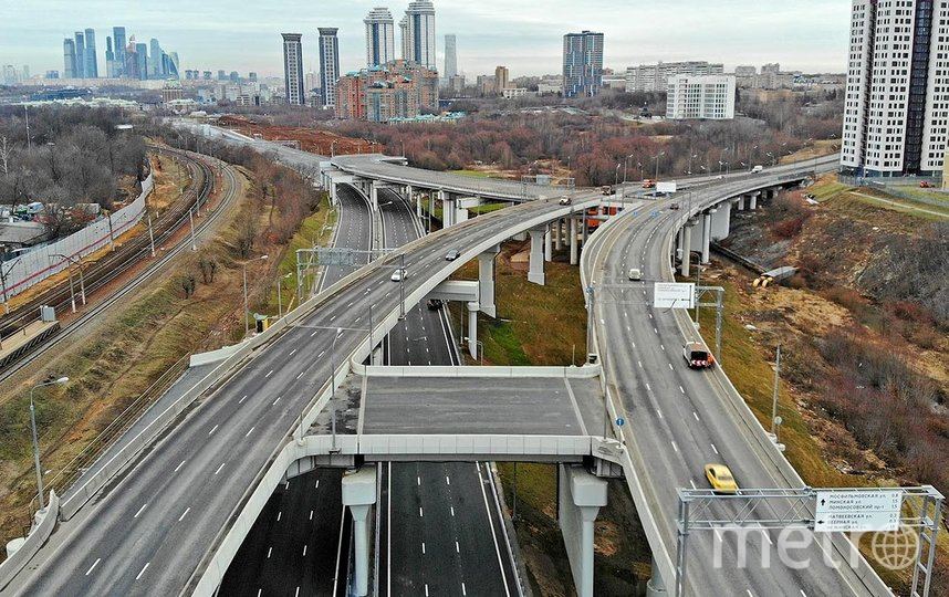 Второй участок проспекта Генерала Дорохова улучшит транспортную ситуацию в районах Очаково-Матвеевское и Раменки. Фото mos.ru