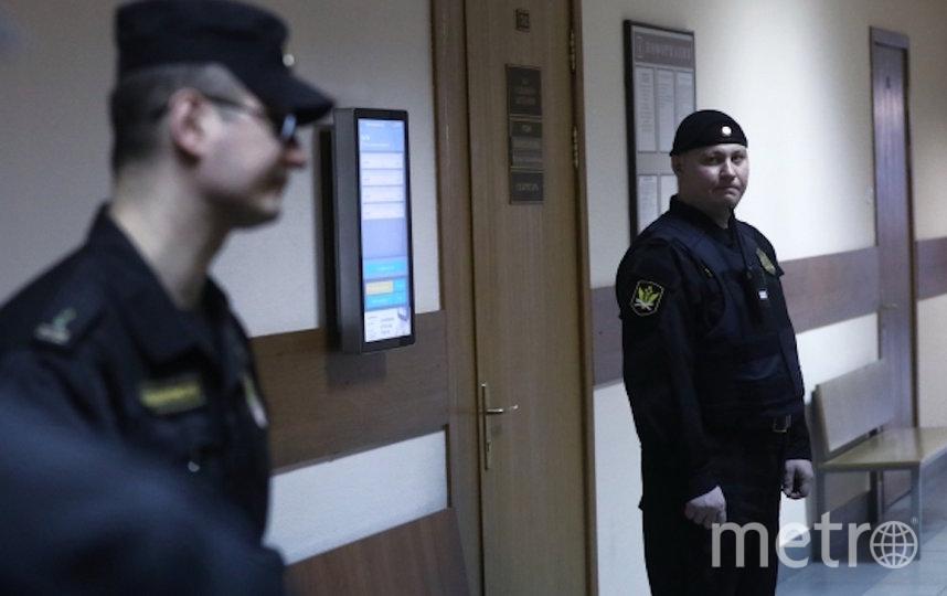 Сотрудники Федеральной службы судебных приставов (ФССП). Фото РИА Новости