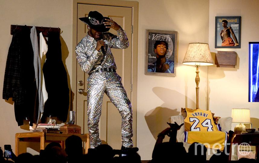 Алишиа Кис, Лиззо и Lil Nas X посвятили Коби свои номера. Фото Getty