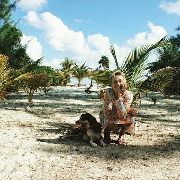 Наталья Андрейченко. Фото скриншот instagram.com/natalya_andreychenko/