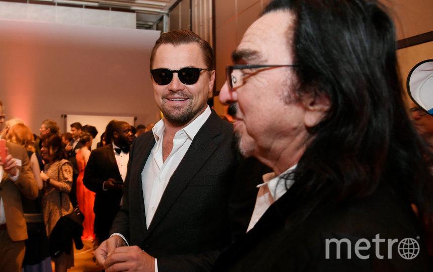 """Леонардо Ди Каприо. Завтрак в честь номинантов премии """"Оскар"""". Фото Getty"""