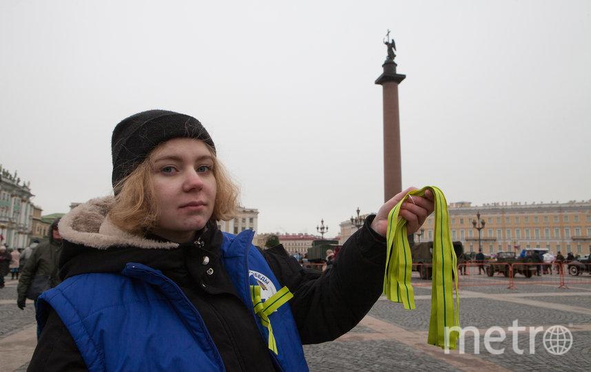 "На Дворцовой. Фото Святослав Акимов, ""Metro"""