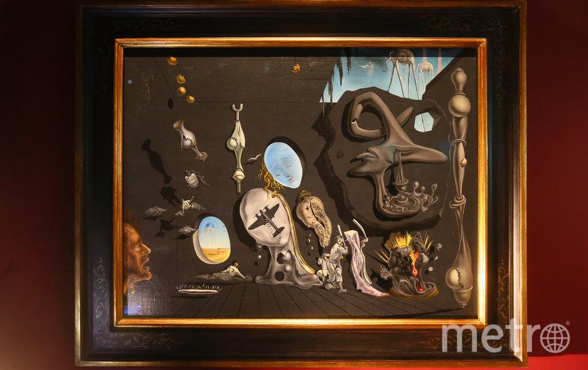 В Москве открывается самая масштабная за всю историю выставка Сальвадора Дали в России. Фото Василий Кузьмичёнок