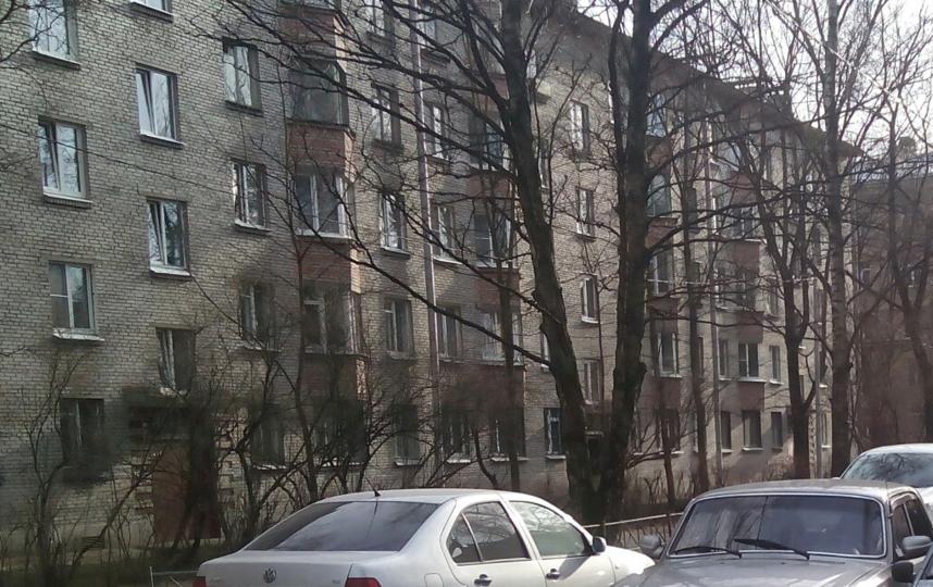 Инцидент произошел на Гданьской улице. Фото vk.com/spb_today, vk.com