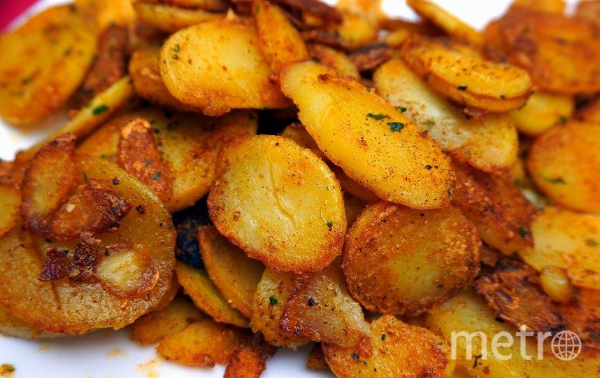 Жареная картошка, архив. Фото pixabay