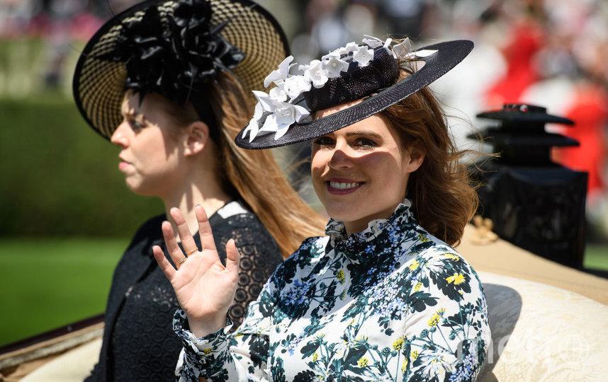 Принцессы Беатриса и Евгения. Фото Getty