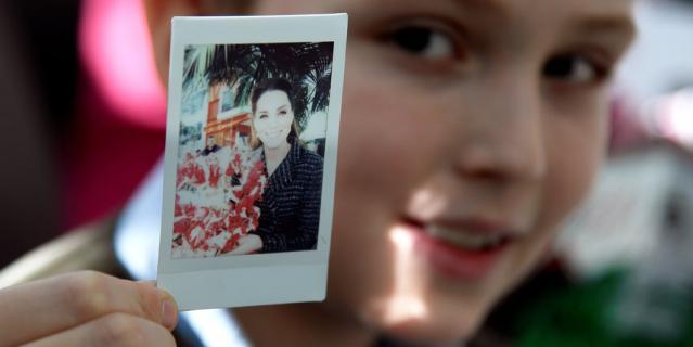 10-летний Люк Уилер-Уоддисон сделал фото Кэтрин.