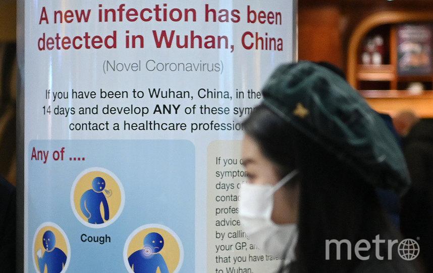 Первые заболевшие подхватили вирус от морепродуктов на рынке в городе Ухань. Фото AFP