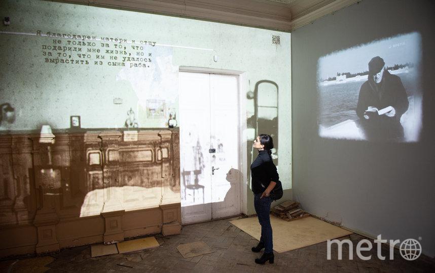 """Свободного доступа, настаивает музей, в «Полутора комнатах» всё же быть не должно: слабые перекрытия в коммуналке Бродских решили оставить – ради сохранения «духа места». Фото Святослав Акимов, """"Metro"""""""