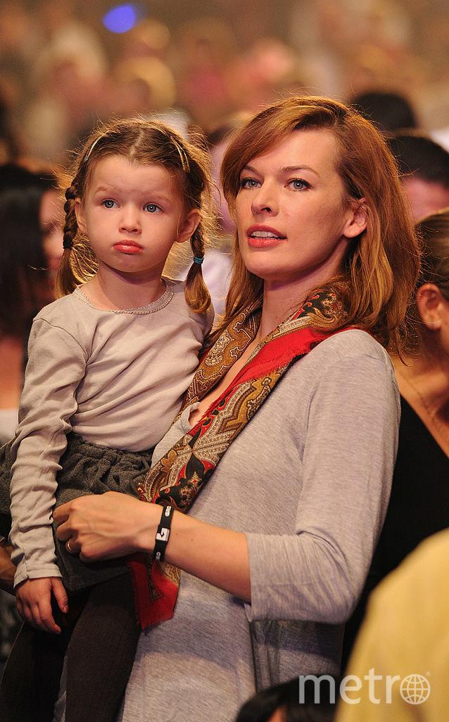Эва Андерсон. Фото Getty