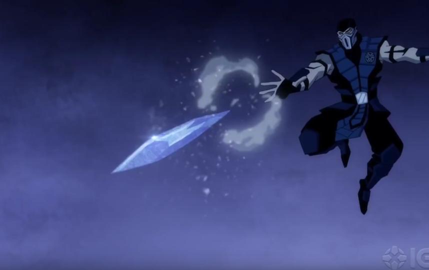 """Кадр из трейлера мультфильма """"Mortal Kombat: Месть Скорпиона"""". Фото скриншот: youtube.com/watch?v=I1vccr3yWBU&feature=emb_title"""