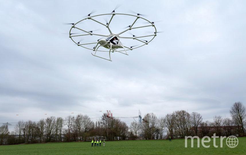 Volocopter. Фото istock