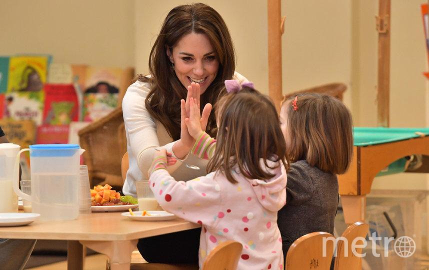 В детском саду. Фото Getty