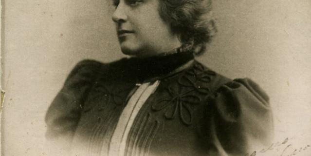 Лидия (Лика) Мизинова.