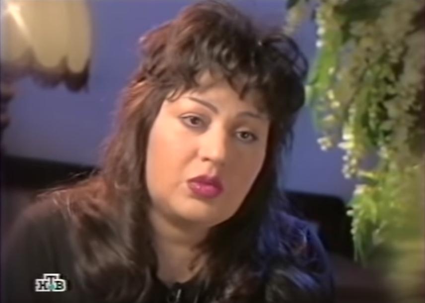 Ирина Отиева в молодости. Фото Скриншот Youtube