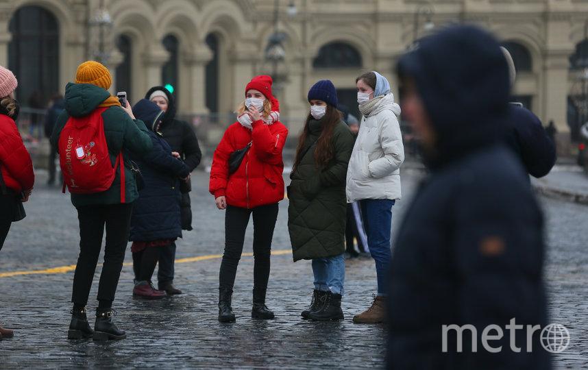 Какие меры принимаются в вузах Москвы, чтобы обезопасить студентов от китайского коронавируса. Фото Василий Кузьмичёнок