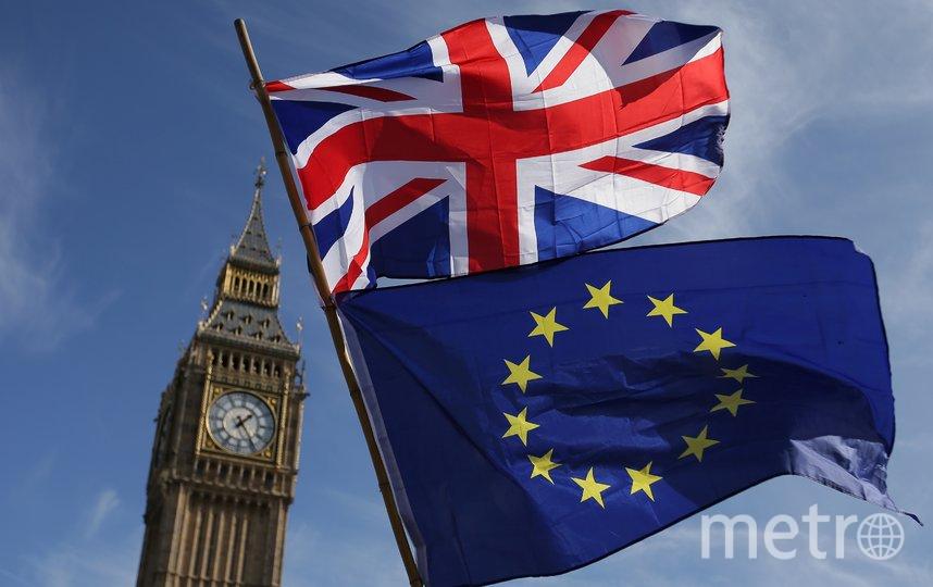 Депутаты Европарламента подавляющим большинством голосов одобрили договор о выходе Великобритании из состава ЕС. Фото AFP