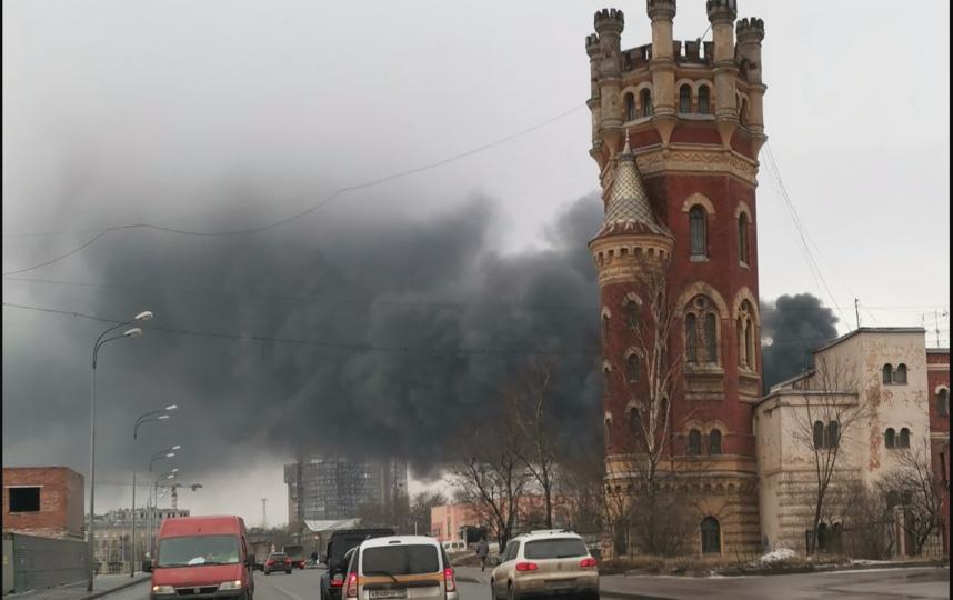 ДТП и ЧП / Санкт-Петербург / vk.com/spb_today. Фото vk.com
