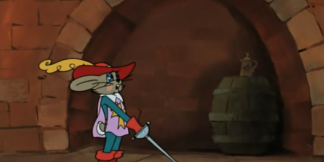 Заяц способен удивить количеством талантов.