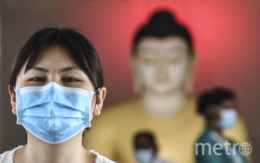 В преддверии возвращения студентов с каникул столичные вузы активно принимают меры безопасности, чтобы не допустить появления и распространения коронавируса среди учащихся. Фото AFP
