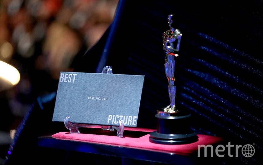 """Статуэтка """"Оскар"""". Фото Getty"""