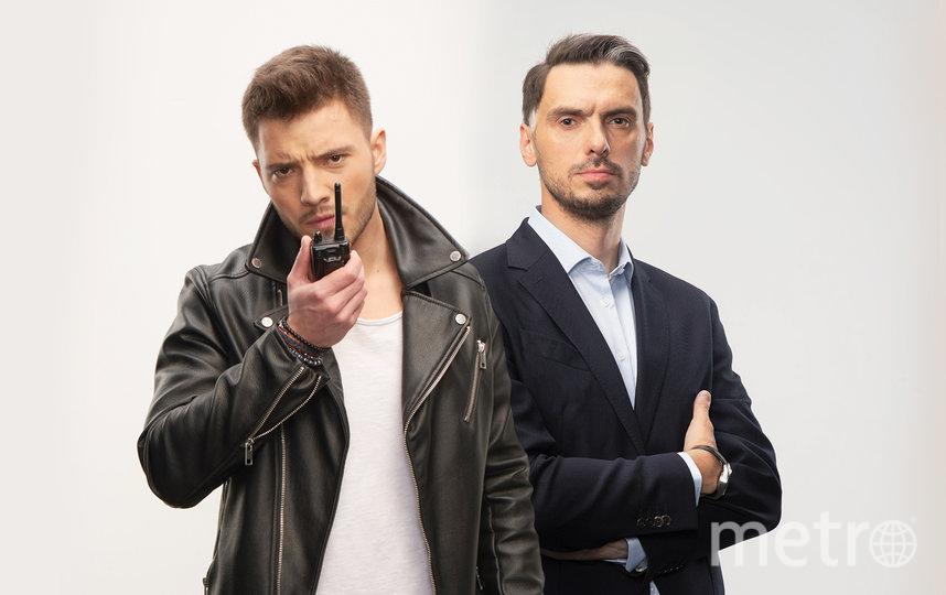 """Дима Рыбин и Денис Гребенюк. Фото Предоставлено пресс-службой """"ЧЕ!""""."""