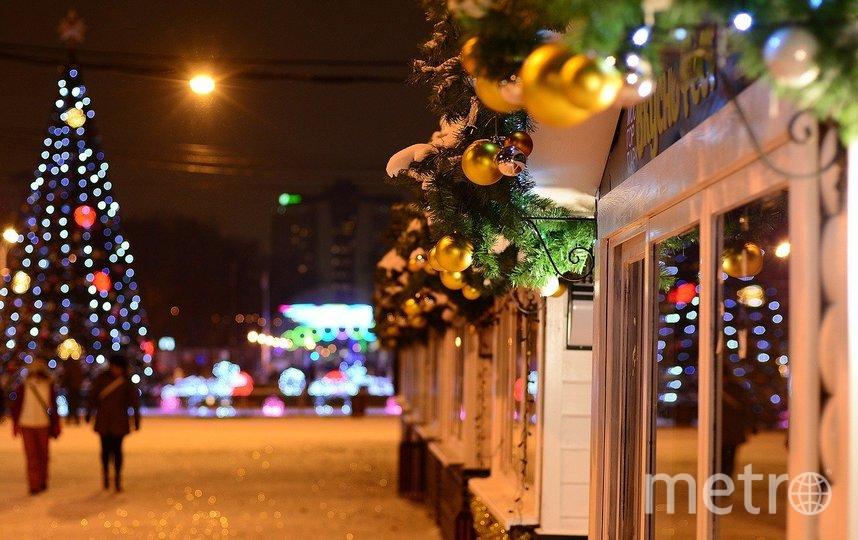 В ночь с 31 января на 1 февраля начнётся демонтаж новогодних елей и праздничных украшений с новогодней символикой. Фото pixabay.com