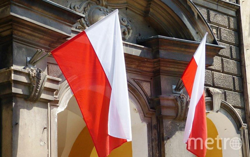 Флаг Польши. Фото pixabay.com