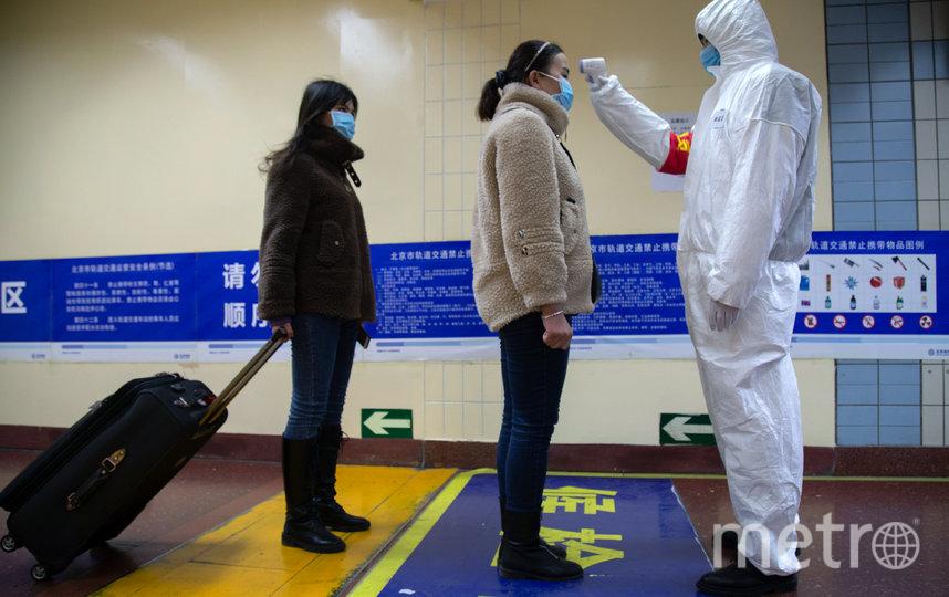 Россиян будут эвакуировать из Китая самолёты ВКС. Фото Getty