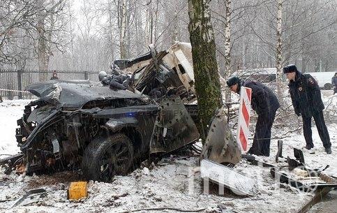На северо-западе Москвы произошло смертельное ДТП. Фото Агентство «Москва»