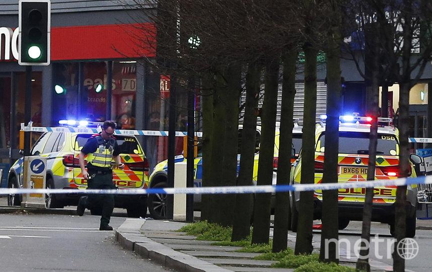 На юге Лондона мужчина напал на прохожих с ножом. Фото Getty