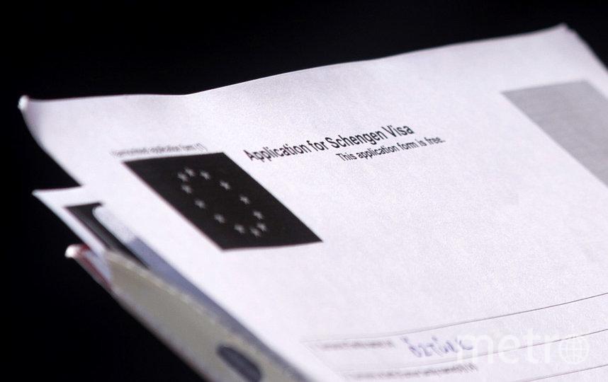 С 2 февраля изменились правила получения краткосрочных виз в страны ЕС. Фото Getty