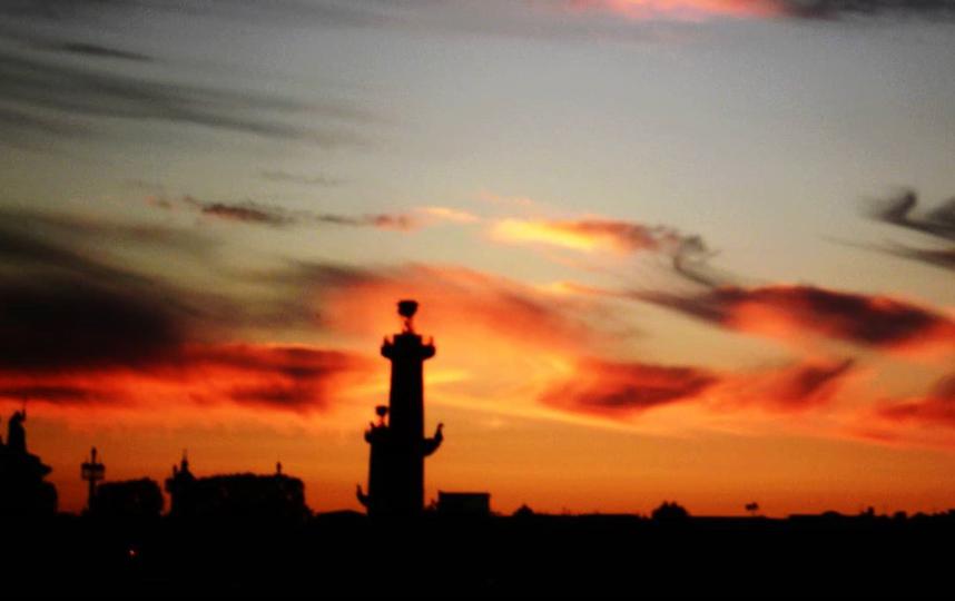 """И в феврале выход солнца будет событием. Фото  instagram.com/deputydean5, """"Metro"""""""