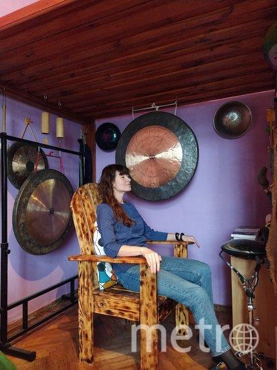 """Звукотерапия – использовании музыки в лечебных целях. Фото Евгения Назарова, """"Metro"""""""